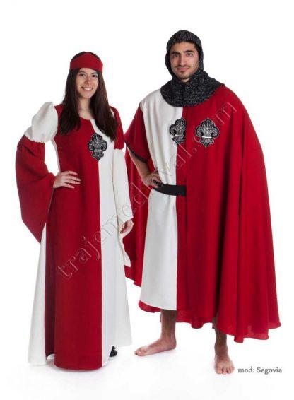 Trajes Segovia Rojos